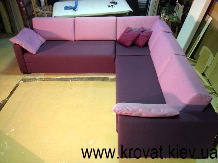 великі м'які кутові дивани