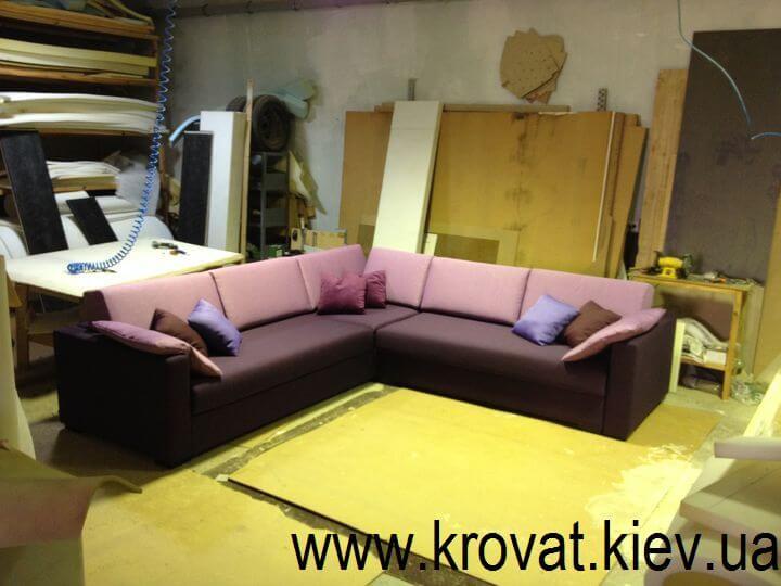 мягкий диван