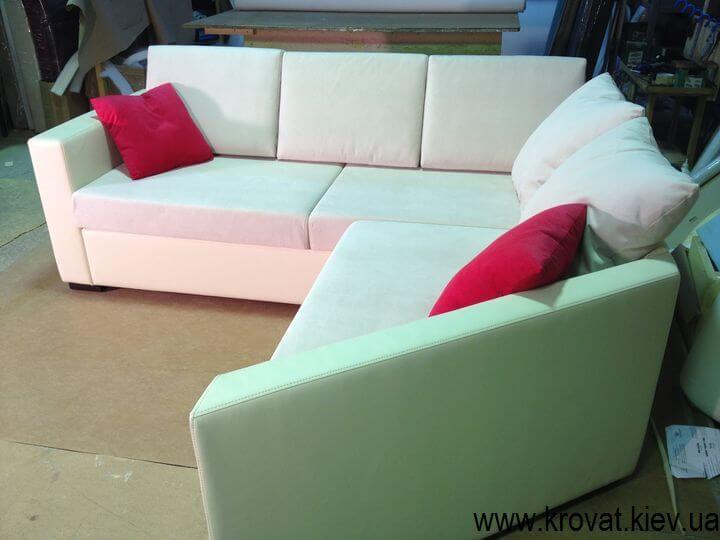 кутовий диван від виробника