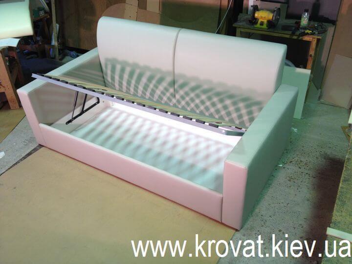 диван-ліжко з ящиком