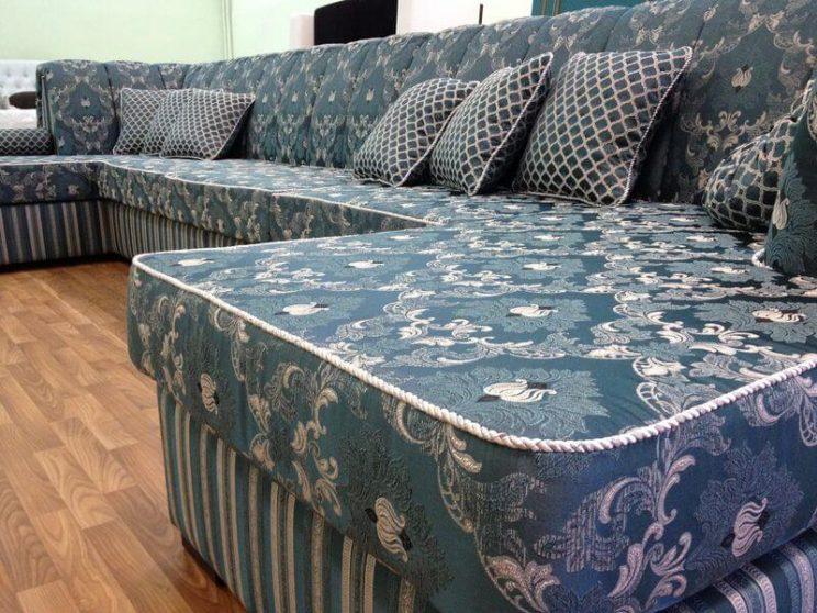 дизайн классического дивана