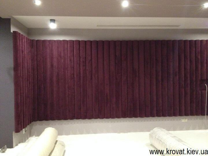 звукоизоляционные панели для стен