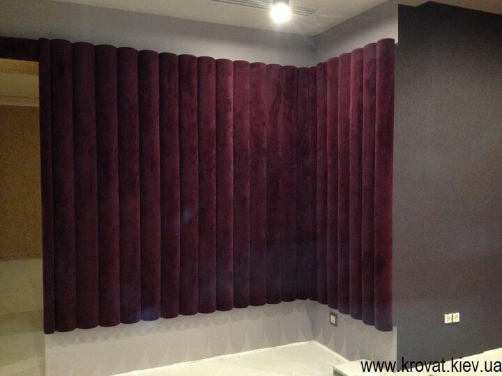 шумоизоляционные стеновые панели