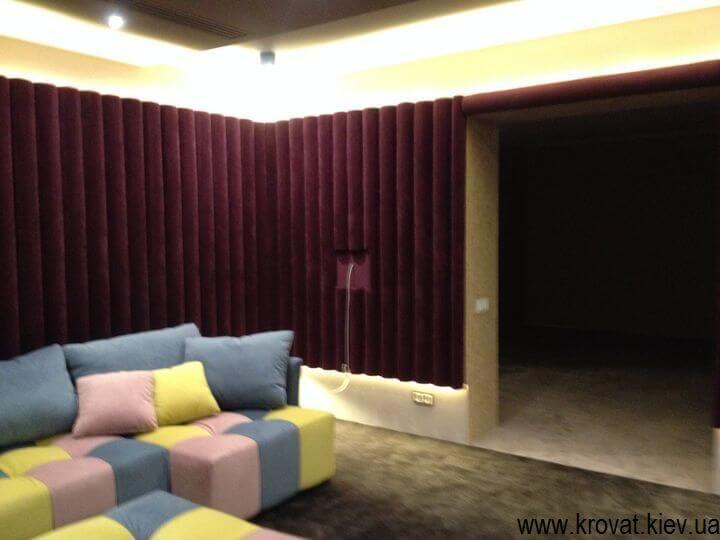 панели для домашнего кинотеатра
