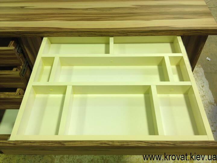 ящик с органайзером