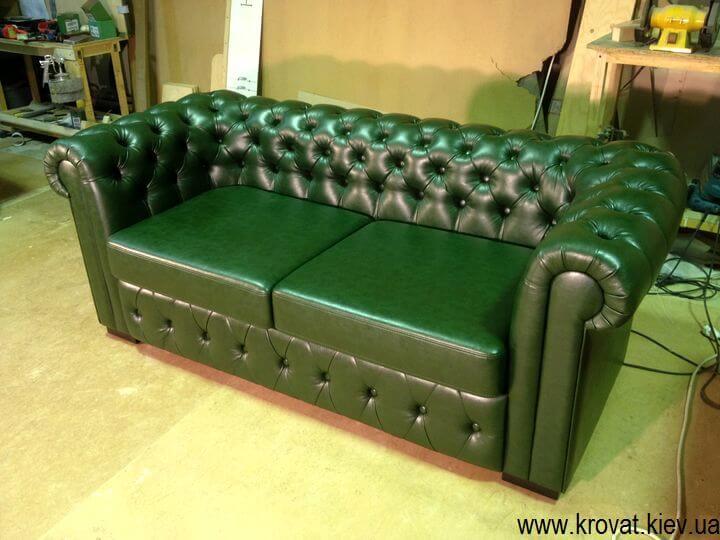 производство офисных диванов по индивидуальному заказу