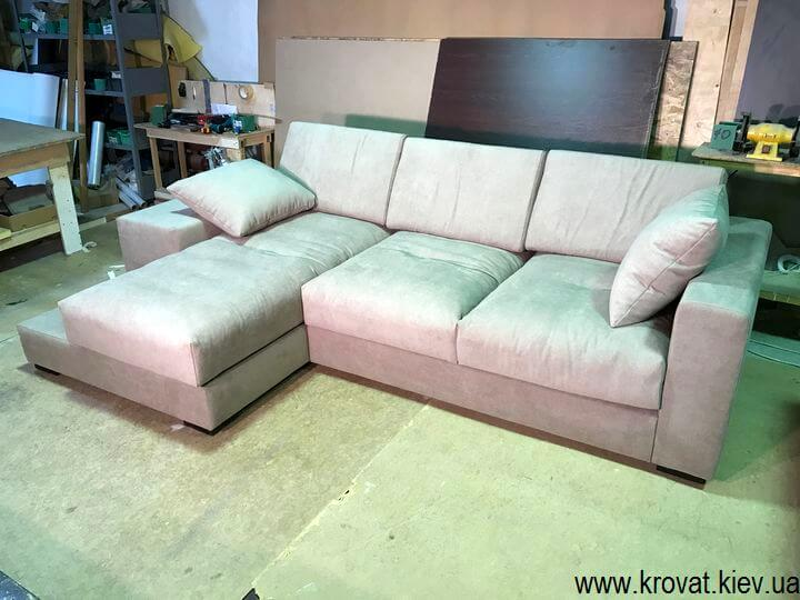 производство мягких диванов на заказ
