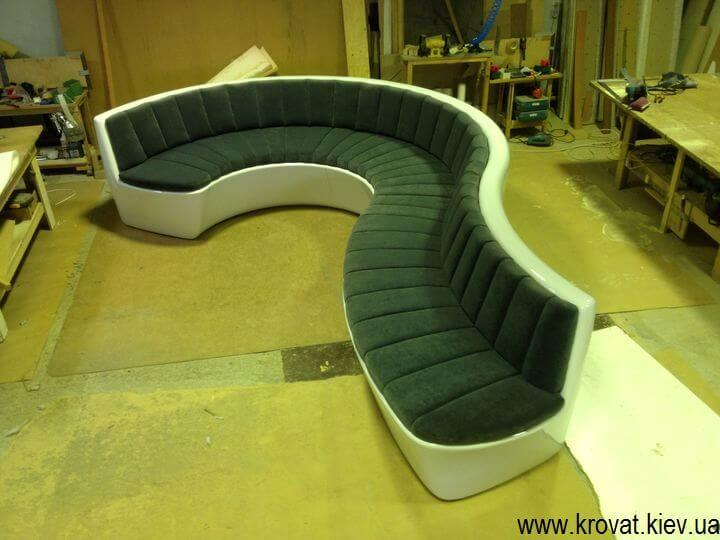 производство эксклюзивных диванов на заказ