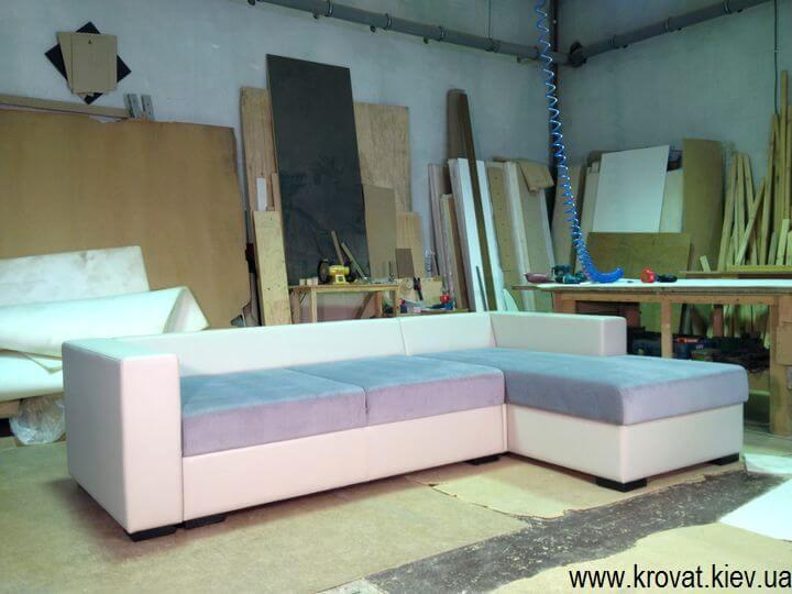 производство раскладных диванов на заказ