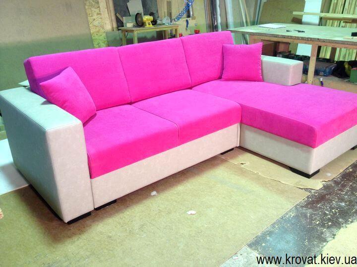 производство нестандартных диванов на заказ