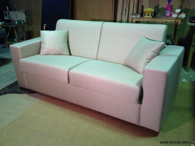 раскладной диван вперед