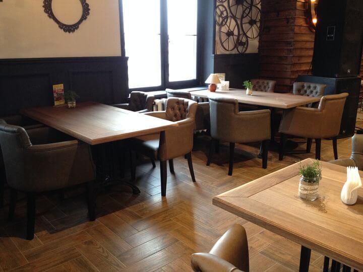 мебель на заказ в ресторан