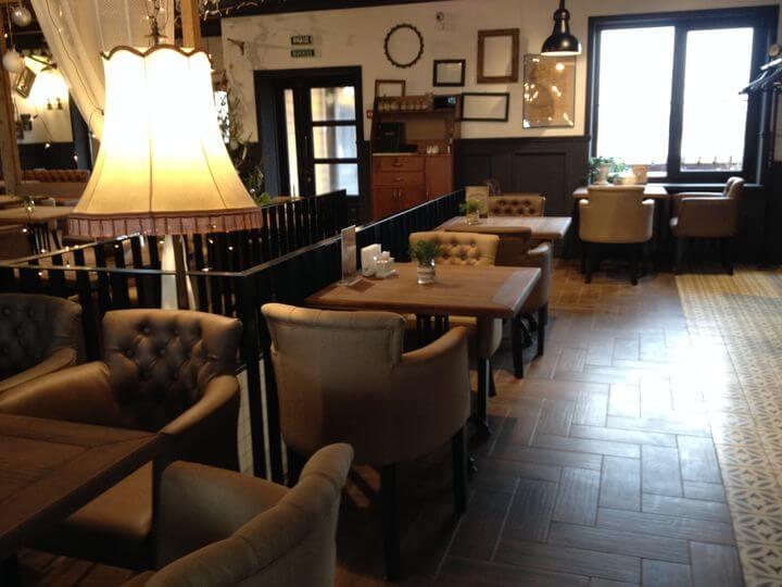 мебель на заказ в кафе