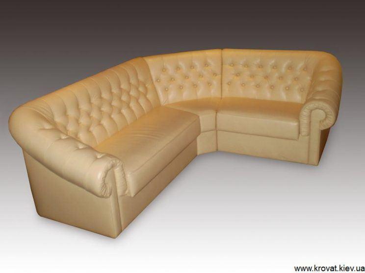 диван з гудзиками