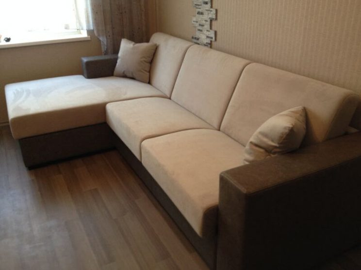 диван с раскладным механизмом вперед