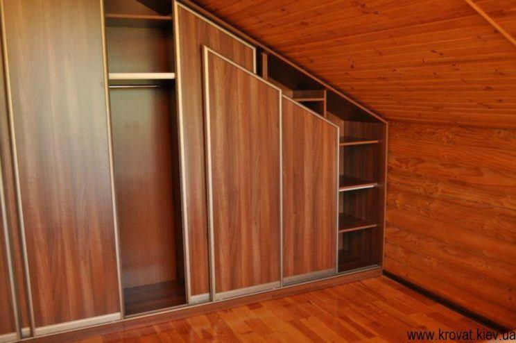 шкаф в частный дом