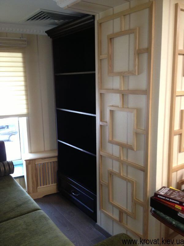 шкаф из шпона