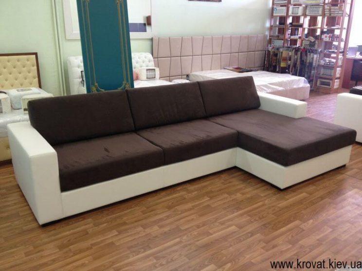 не раскладной диван