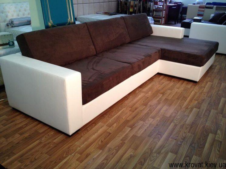 виготовлення кутових диванів на замовлення