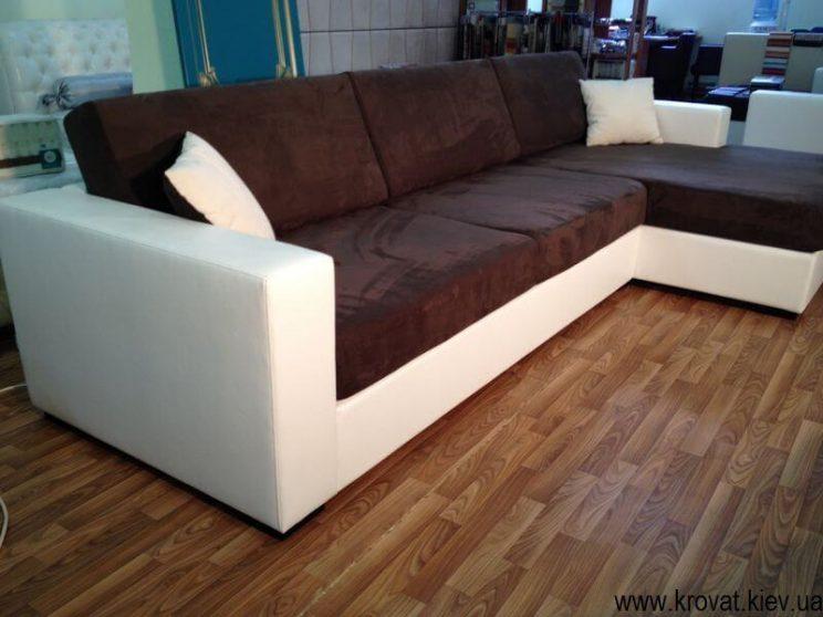 заказной угловой диван