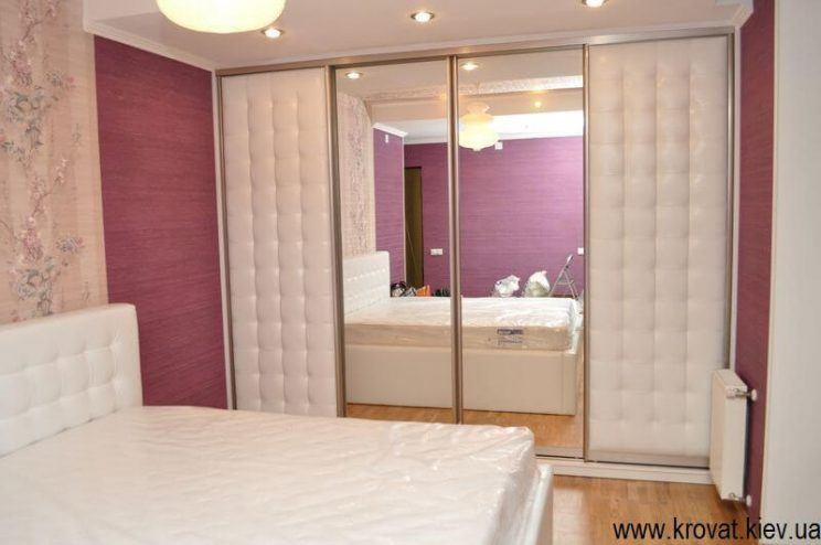 белая спальня на заказ