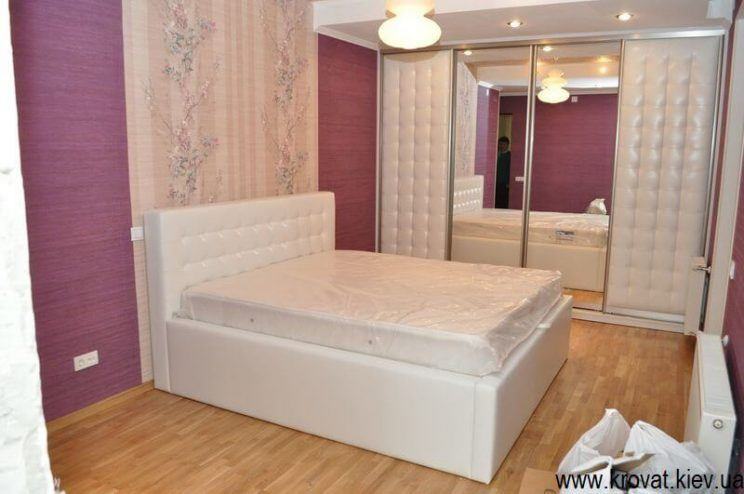 интерьер спальни на заказ