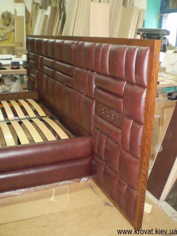 изготовление мебели из кожи на заказ