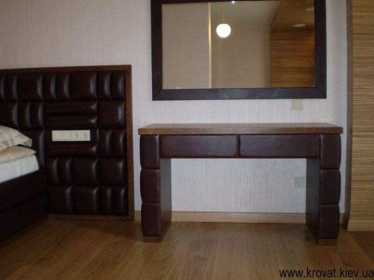 туалетний столик на замовлення