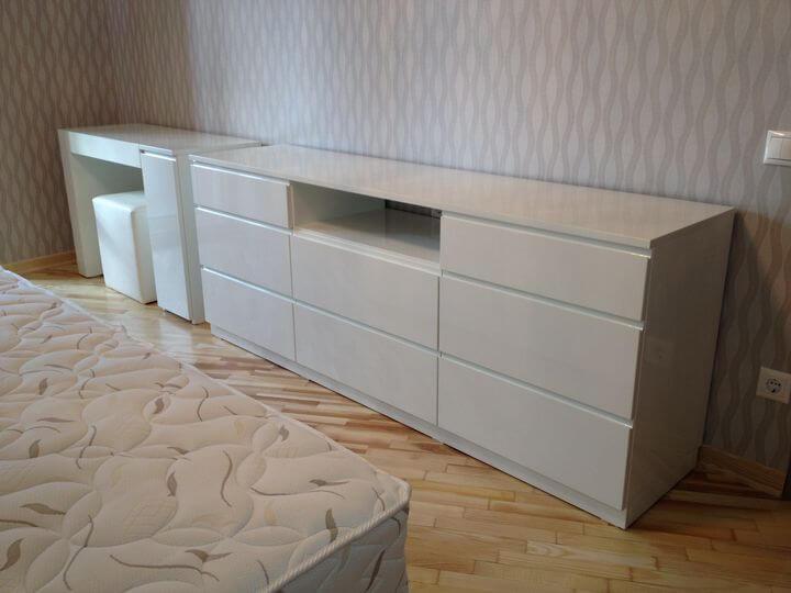 меблі для спальні на замовлення
