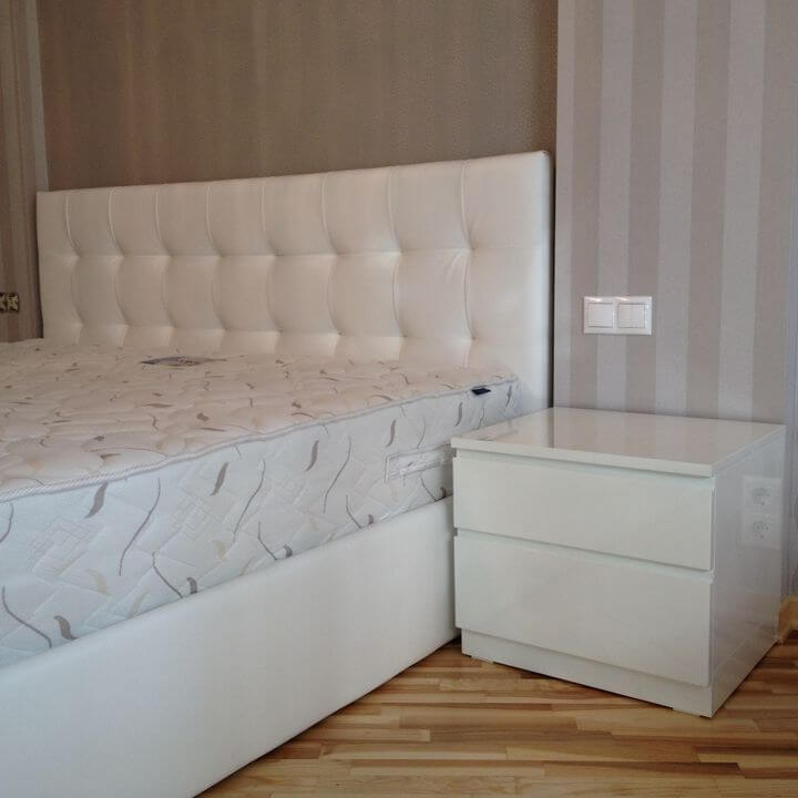 ортопедичне ліжко в спальню на замовлення