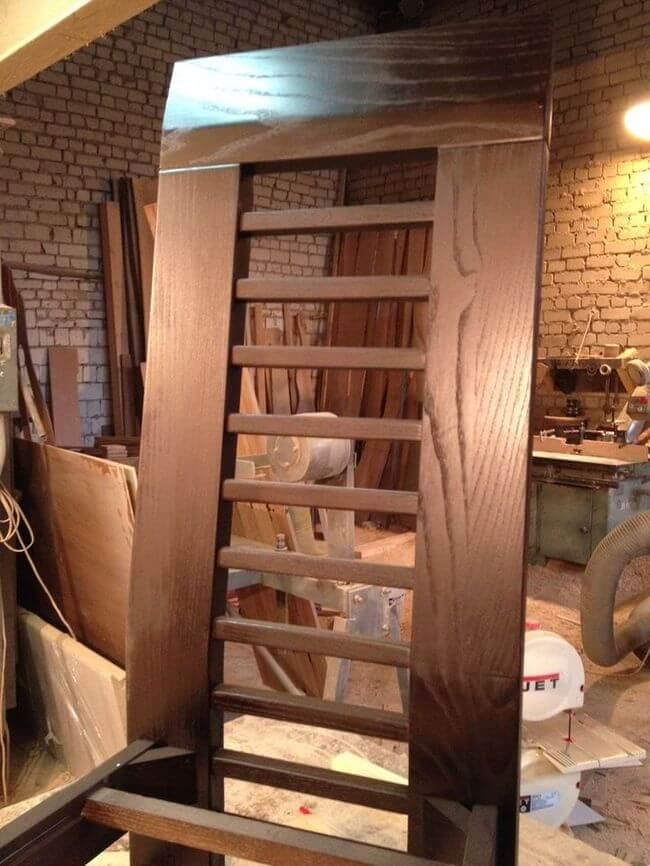 деревянные стулья на заказ в Киеве