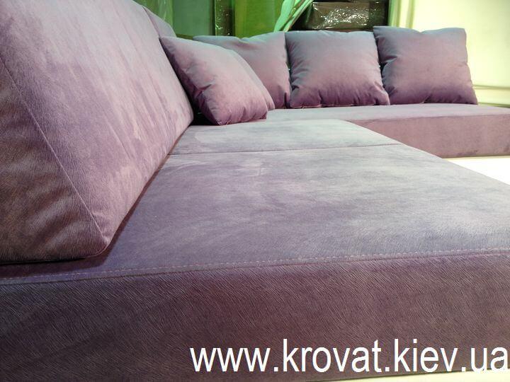 фото дивана на производстве