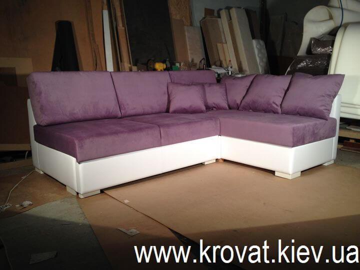 диван без боковин