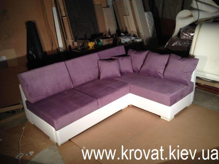 диван без былец