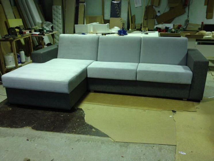 угловой диван раскладывающийся