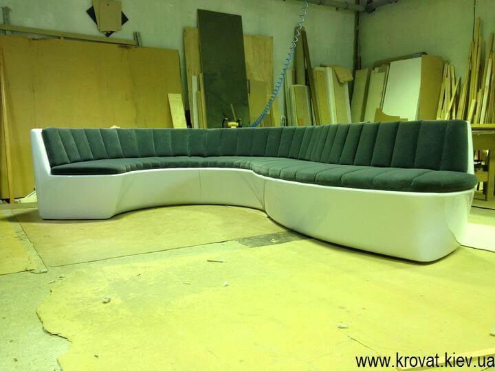 уникальный диван на заказ