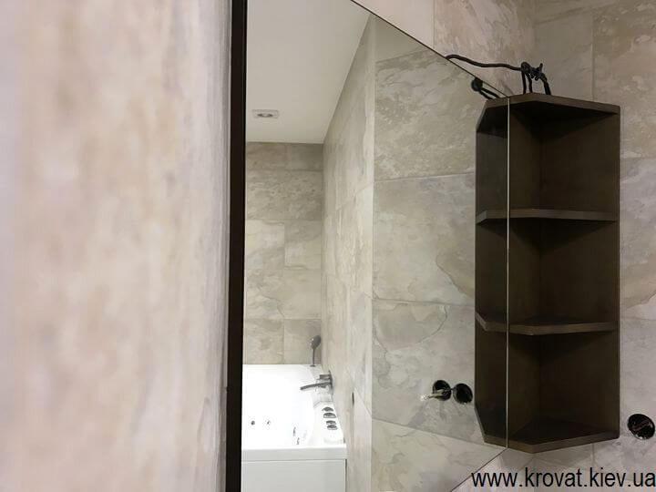 уникальная мебель в ванную на заказ