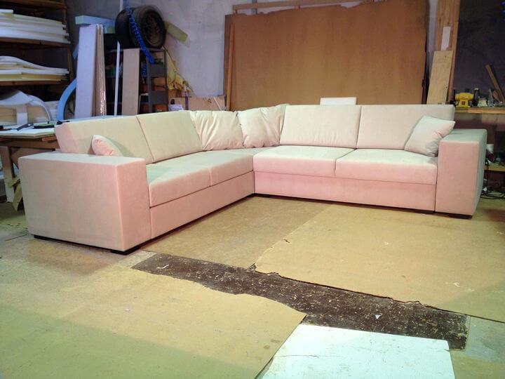 выбор дивана на заказ