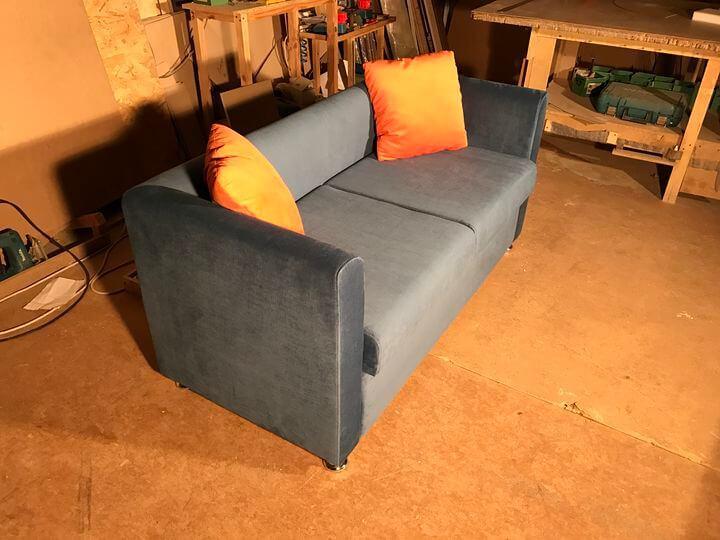 диванчики для кафе на заказ