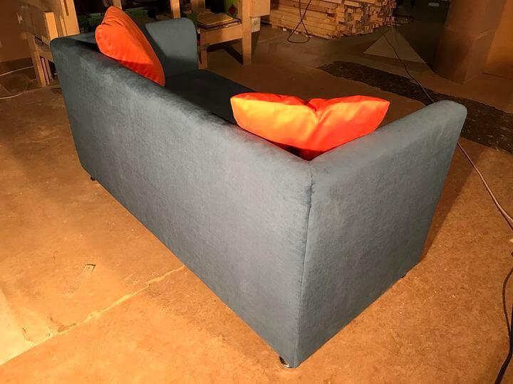 небольшие диванчики для кафе