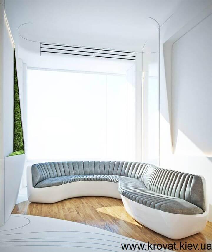 проект необычного дивана