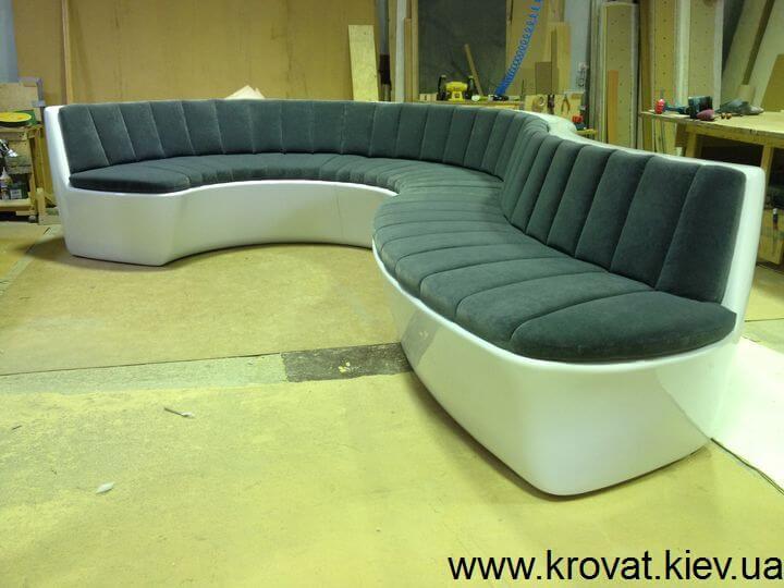 необычный диван на заказ