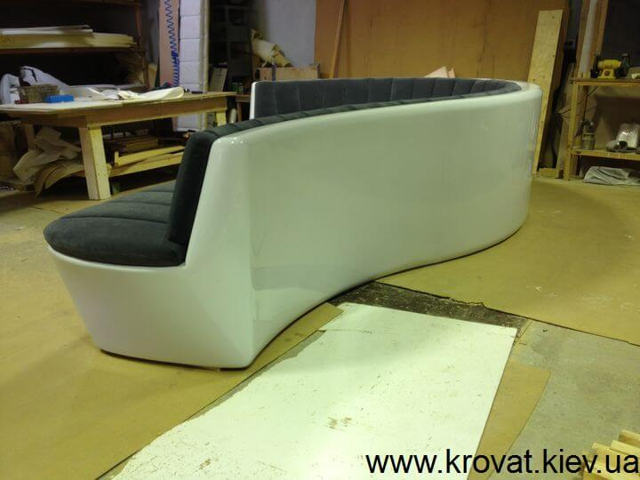 изготовление необычных диванов на заказ