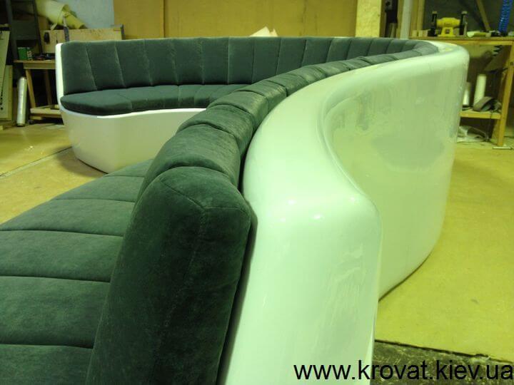 необычный диван под заказ