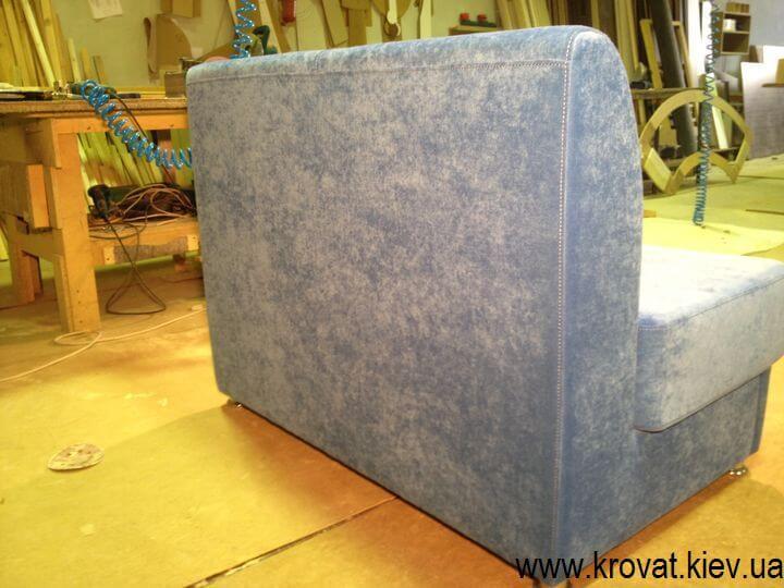 Раскладной диван на кухню на заказ