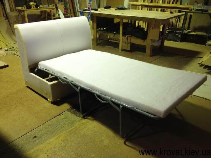 як зробити диван розкладний вперед