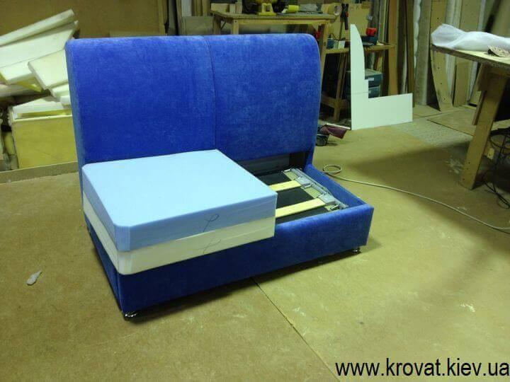 як зробити міні диван своїми руками