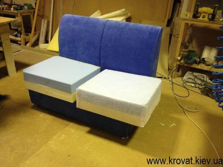 як самому зробити диван