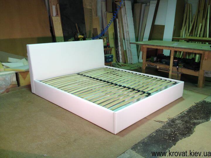 производство 2 спальных кроватей