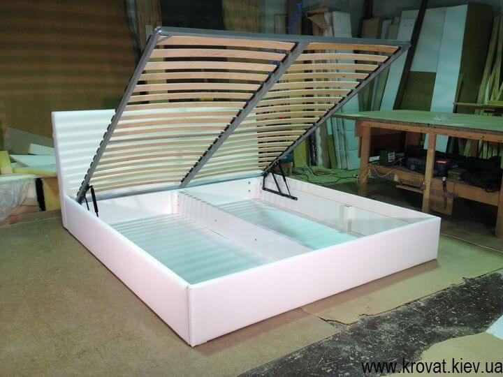 2 спальная кровать с ящиком
